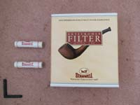 Stanwell Carbon Filter 9mm (40 pcs.)